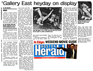 All Ages: Boston Hardcore: Press: Boston Herald